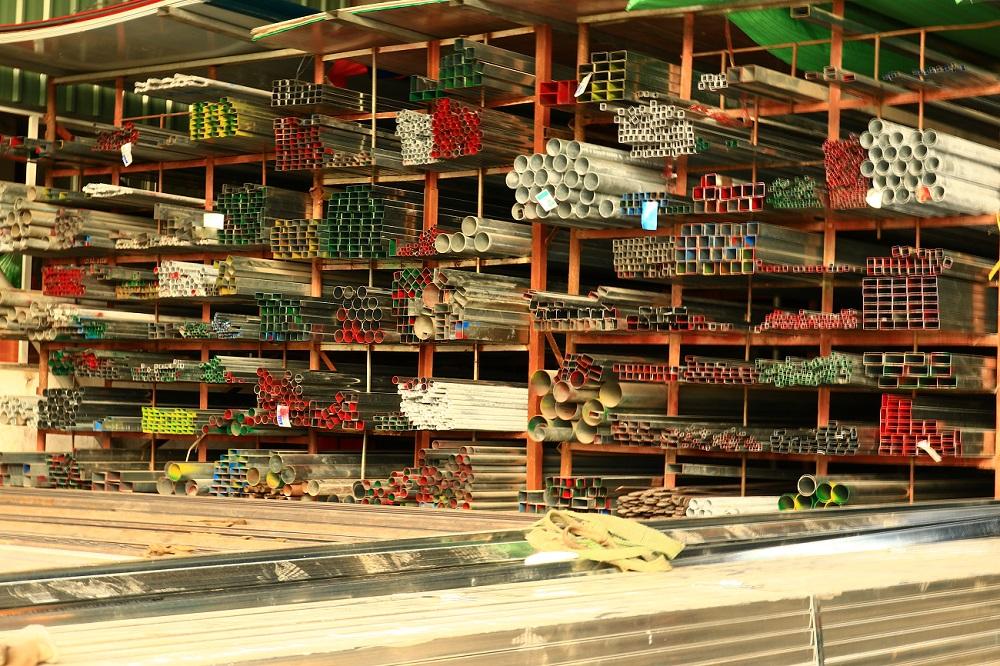 sắt hộp thép hộp ống hộp mã kẽm tại hải phòng