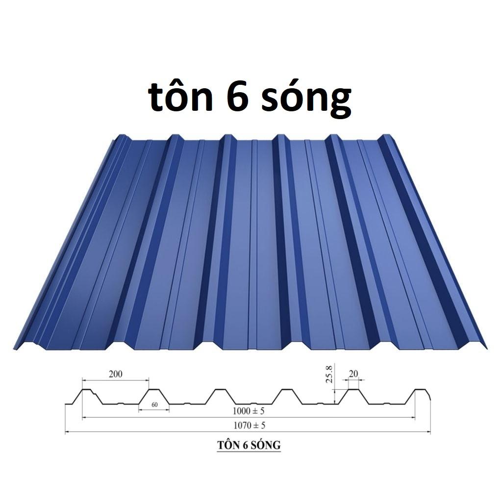 ton 6 song tai Hai Phong